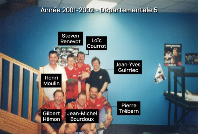 2001-2002 - D5 2