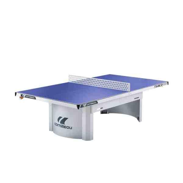 Cornilleau Pro 510M Blue Static Outdoor Table