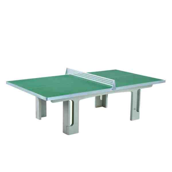 Butterfly Park Granite Green Concrete Table Tennis Table
