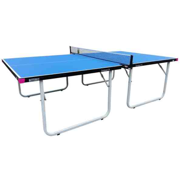 Butterfly Compact 19 Blue Table Tennis Table