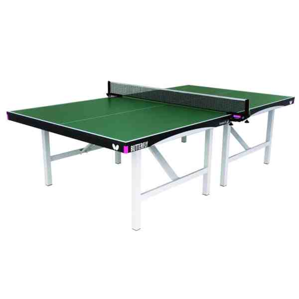 Butterfly Europa 25 Green Table Tennis Table