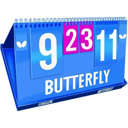Butterfly League Scoring Machine