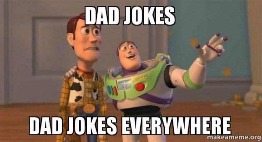 Dad Jokes. Dad Jokes Everywhere.