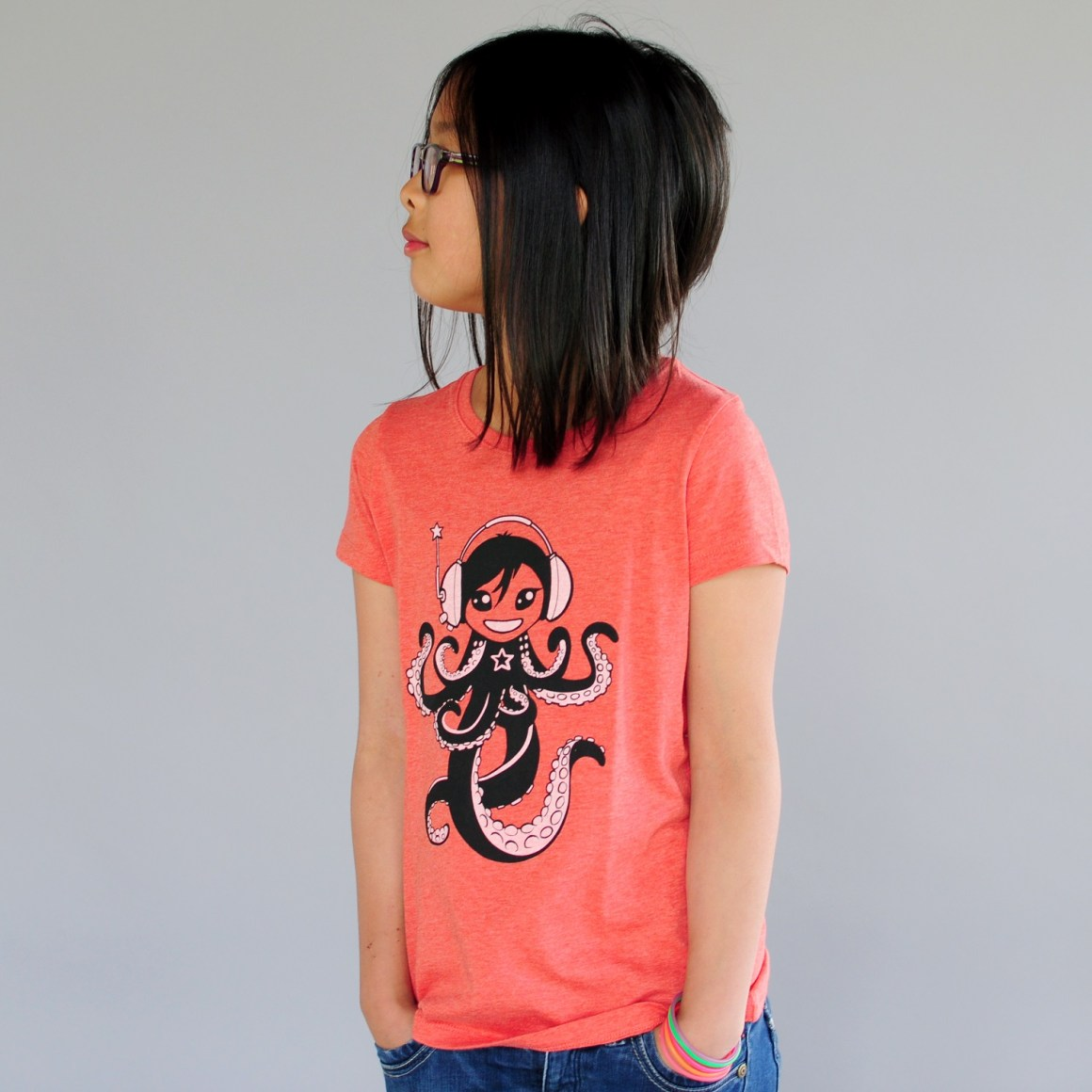 Octogirl T-shirt