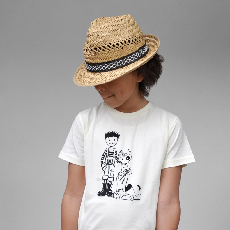Max and Ted T-shirt