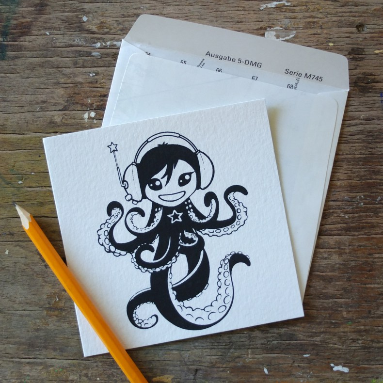 Octogirl cards