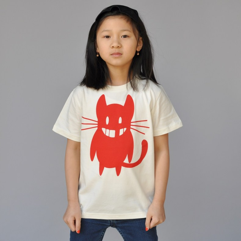 The Toothless Cat Tees