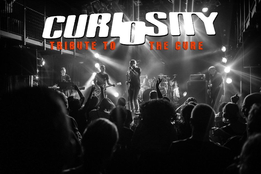 CURIOSITY plays The CURE Live in Dormagen November 2017