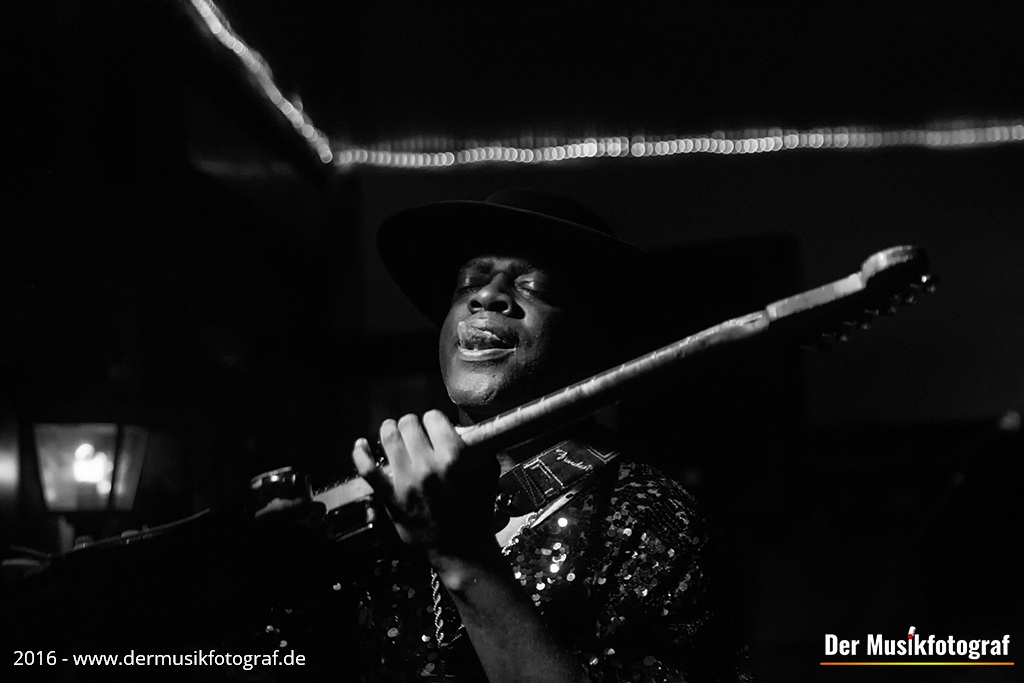 Carvin Jones Band Live am 09.02.2019 im Pink Dormagen