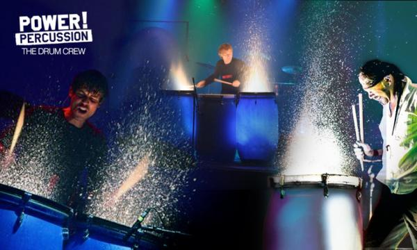 POWER PERCUSSION - MORE THAN RHYTHM Live im Forum Knechtsteden