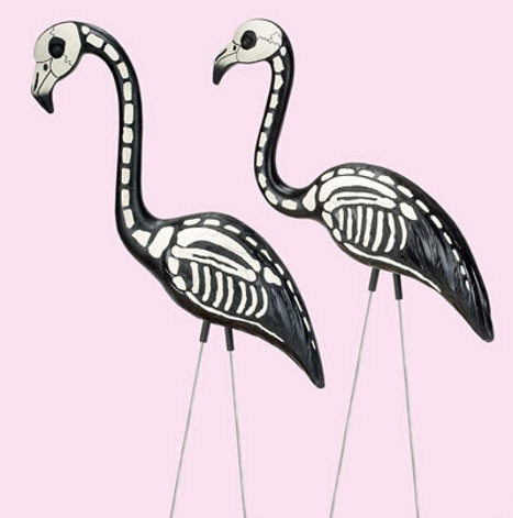 16 Plastic Bight Pink Premium Flamingos Garden Yard And Lawn Art Ornament Wedding Ceremony Decoration