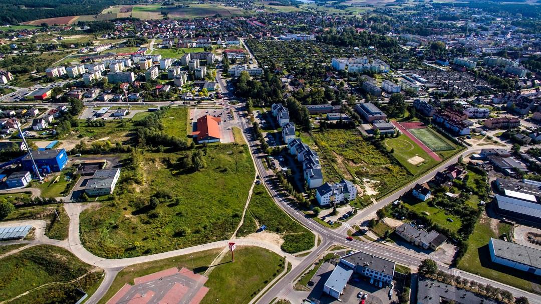Zdjęcia z drona Gdańsk Gdynia Sopot