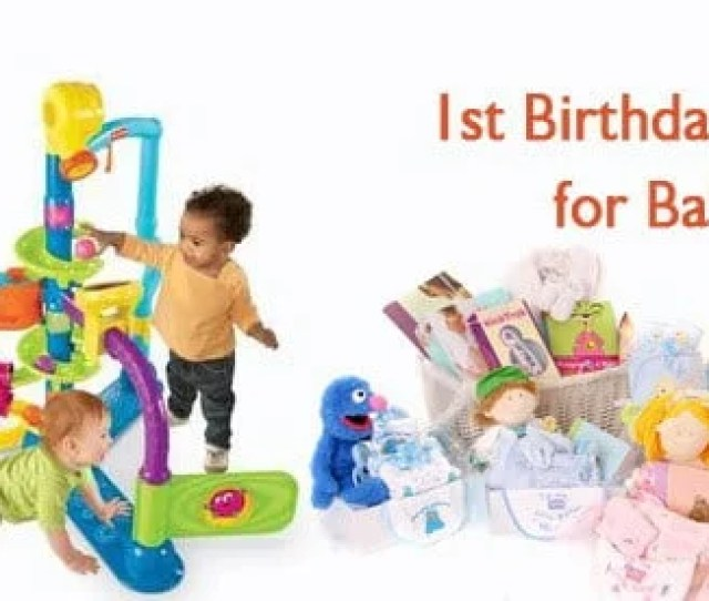 Baby First Birthday Gifts