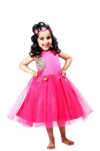 Stylish and Fancy Party Wear Frocks For Babies | Toddler ...