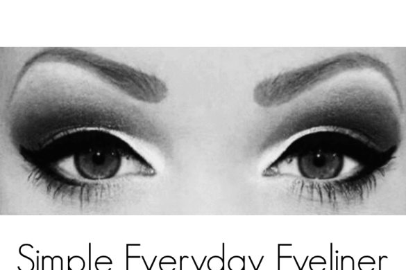 www.pinkcaboodle.com Simpe Eyeliner