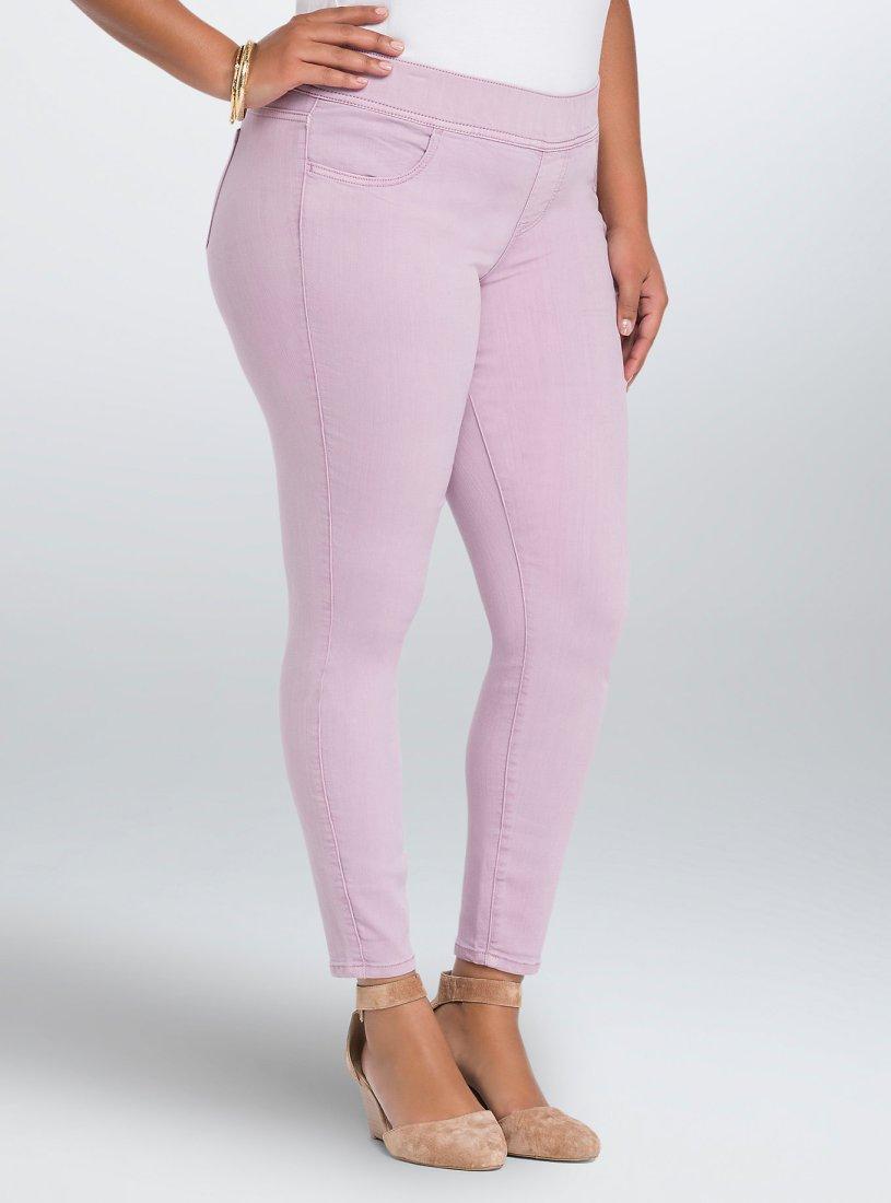 www.pinkcaboodle.com lavender jeans