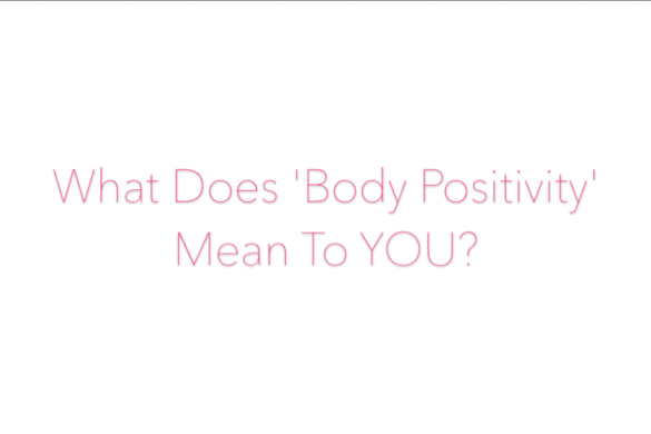 thePINKcaboodle.com Body Positivity Project