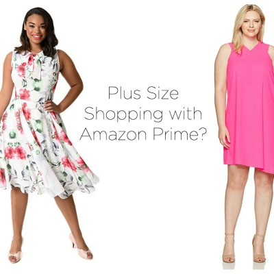 www.pinkcaboodle.com Prime Day Plus Size Fashion