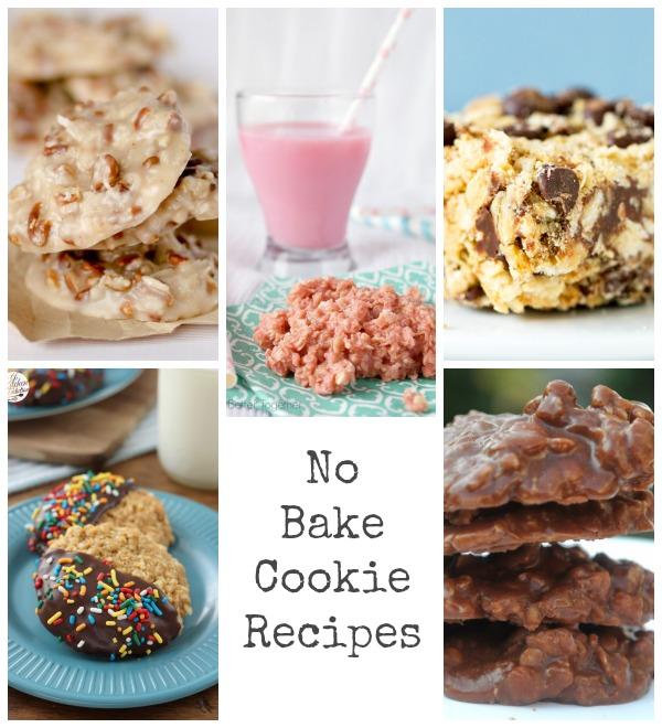 No-bake-cookie-recipes