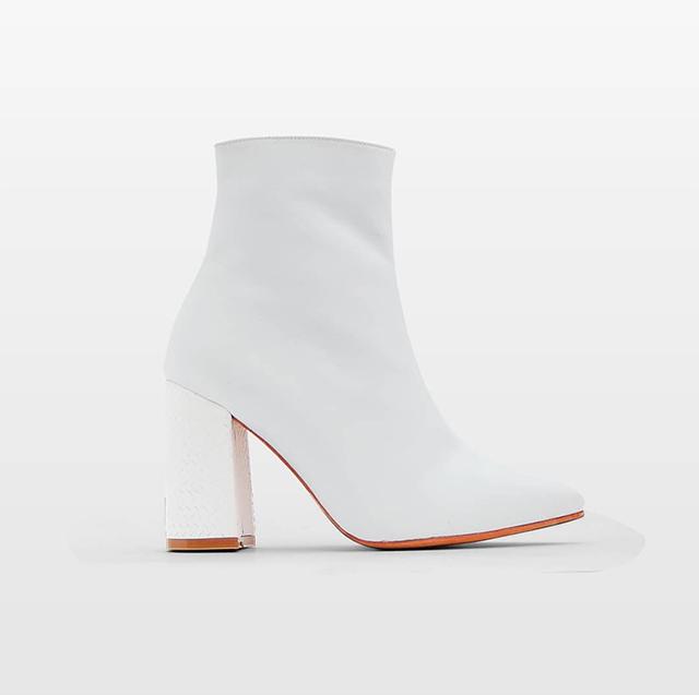 cae2d13e Dónde comprar botines blancos en Lima? - Pink Chick