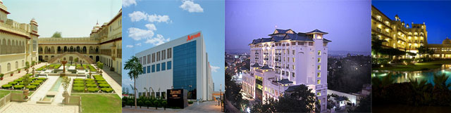 5-star hotels in Jaipur