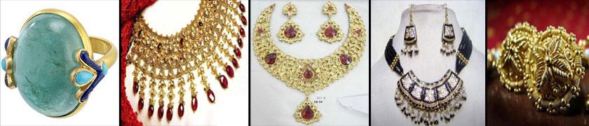 Jaipur Jewellery, bijoux