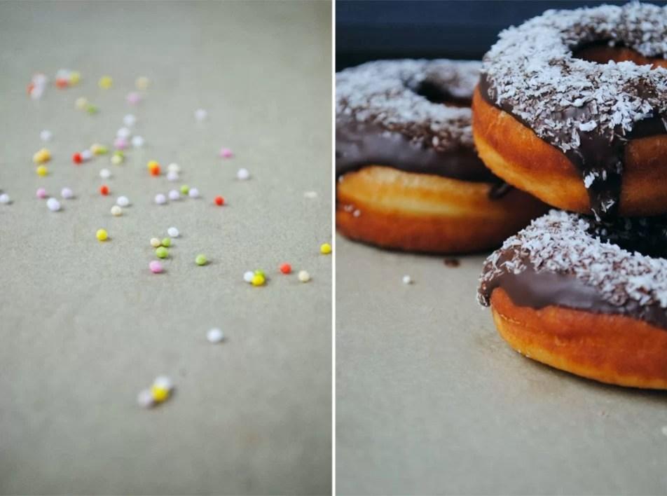 donuts przepis na pączki z dziurką