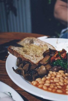 Śniadanie brytyjskie