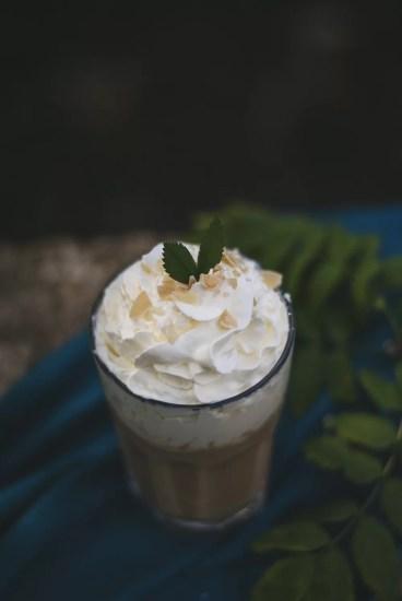 Czekoladowa kawa