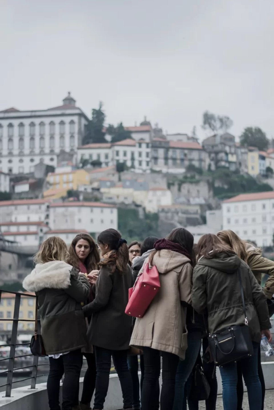 Ulicami Porto