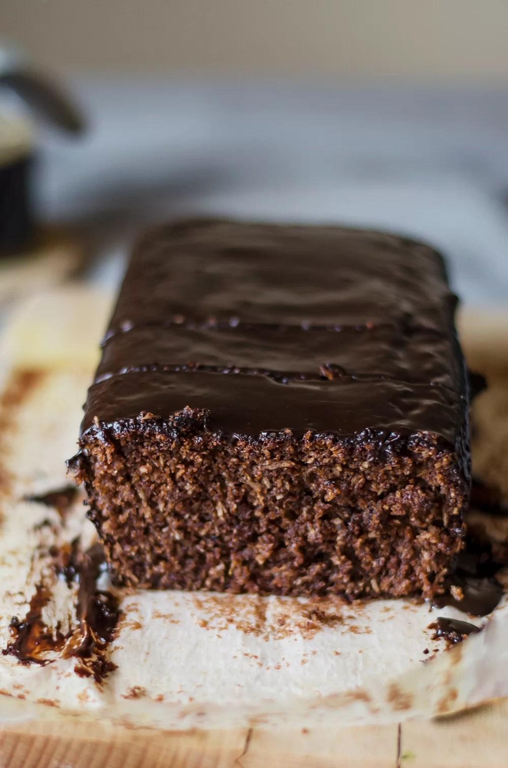 Ciasto czekoladowe z kaszą manną
