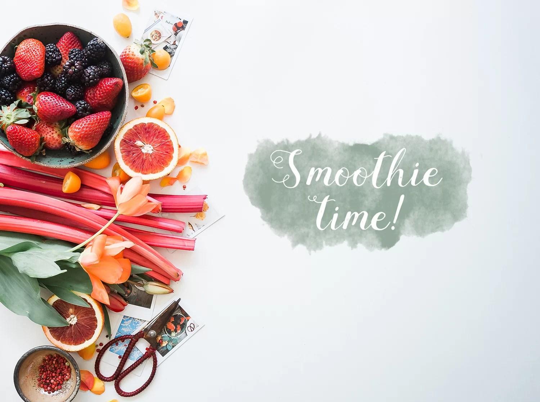 pomysly na smoothie sniadaniowe