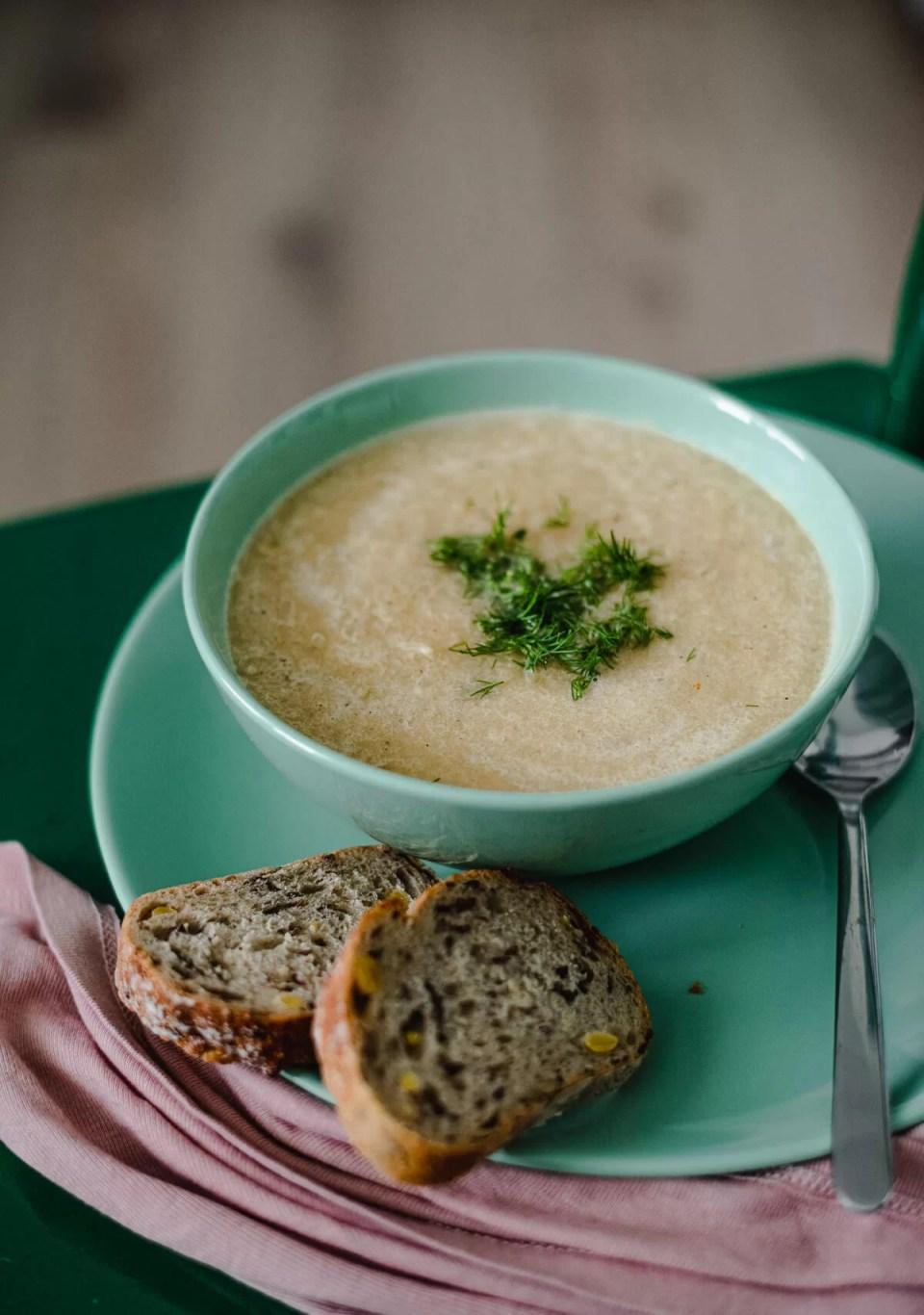 prosta zupa krem