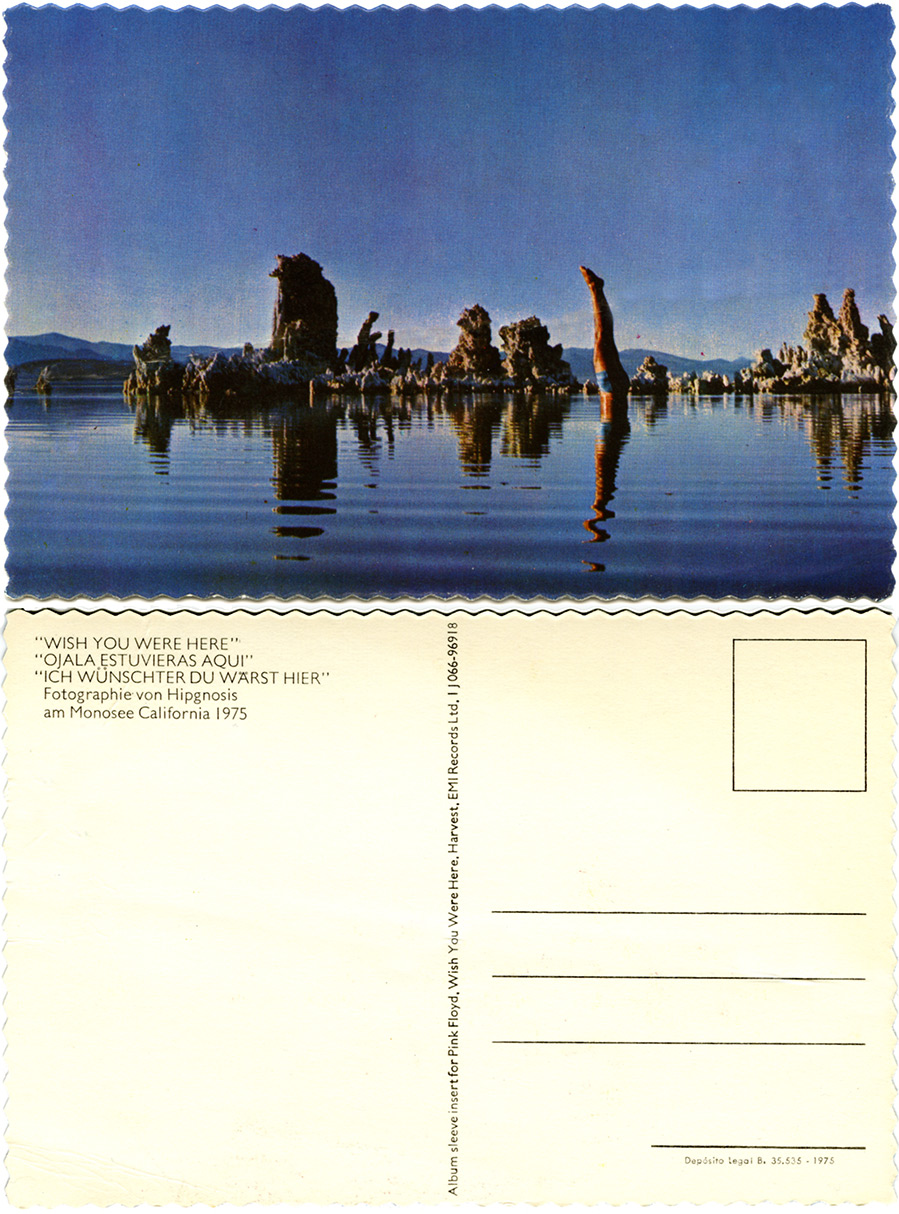 Pink Floyd Archives Spanish LP Discography
