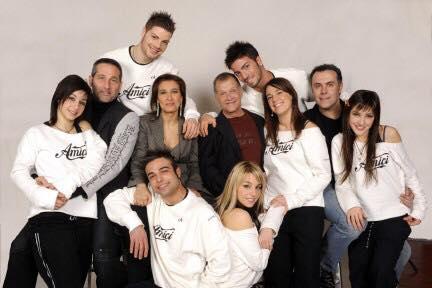 La squadra di Simonetta Spiri (Amici 2008)