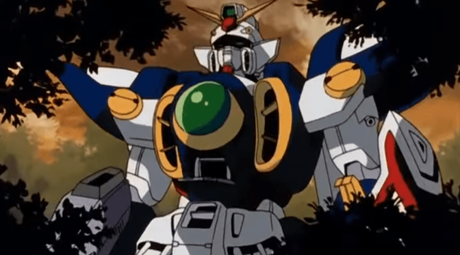 Gundam Wing – Episode Five