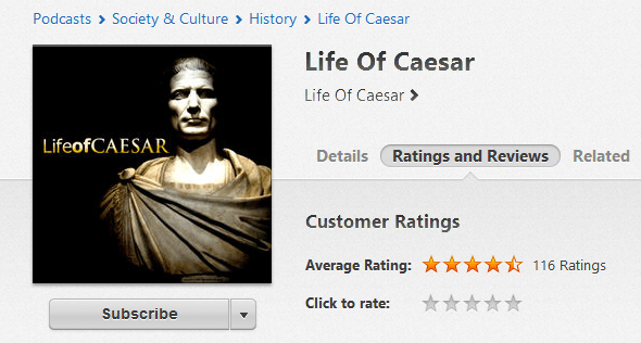 Life of Caesar Episode 22