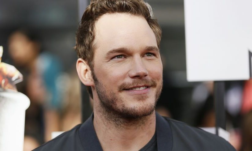 Your new dino daddy Chris Pratt