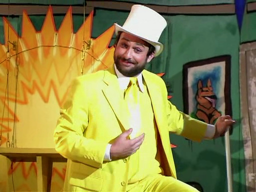 Image of Charlie Kelly as Dayman.