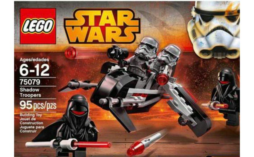 <em> Star Wars and Legos </em>
