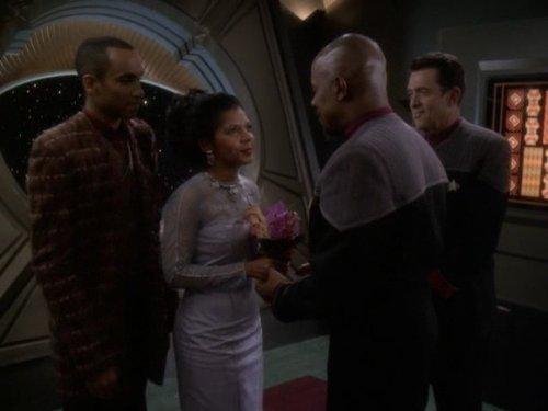 Image of Kasidy Yates from Star Trek Deep Space 9.