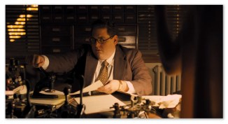 Jonah Hill playing the 'person' Joseph Silverman.