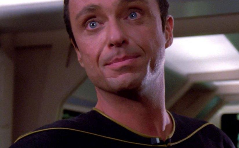 <em>Dr Kroger on Star Trek???</em>