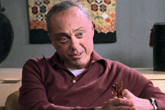 Image of Stanley Kamel playing Dr Kroger in the TV series Monk