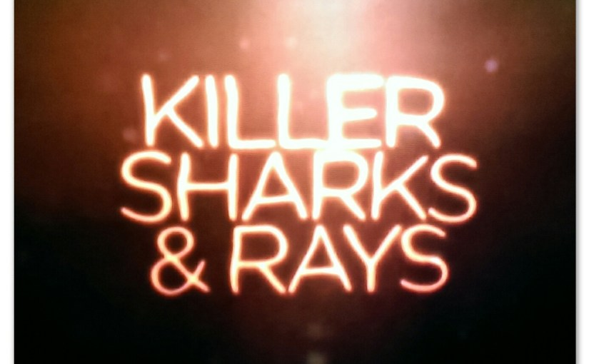 "Image of text ""Killer Shakrs and Rays"""