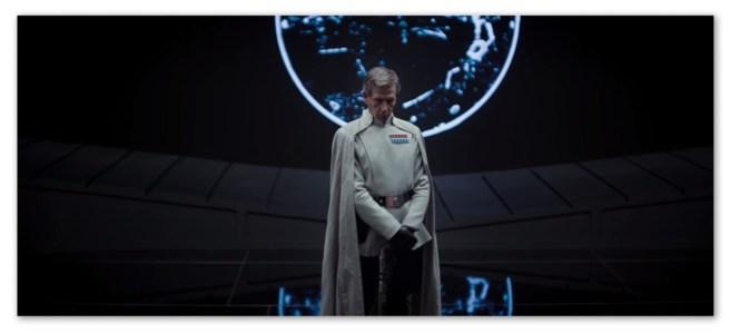 Image of Director Krennic (Ben Mendelsohn) from Rogue One