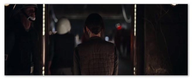 Image of Jyn Erso (Felicity Jones) in Rogue One