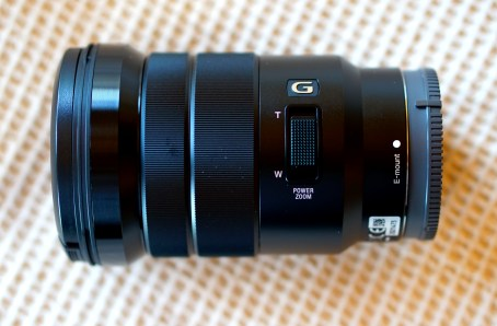 The Sony 18 - 105mm was very nice to unbox... for $600 you really do feel like you're getting a nice clean lens.