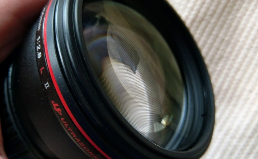 <em>The Canon 200mm f/2.8</em>