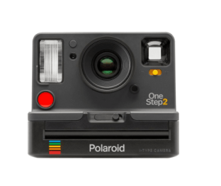 Graphite colored OneStep 2 i-Type Camera